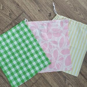 3 Lilly Pulitzer bags